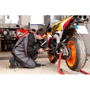 Запись на ТО мотоцикла