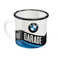 Эмалированная кружка BMW